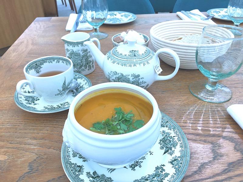 greatcourt afternoon tea