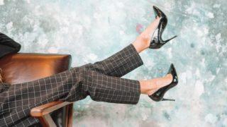 heels-woman
